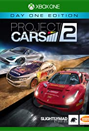 Project Cars 2 Poster