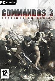 Commandos 3: Destination Berlin(2003) Poster - Movie Forum, Cast, Reviews