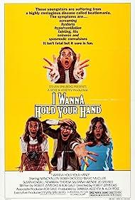 Nancy Allen, Eddie Deezen, Theresa Saldana, and Wendie Jo Sperber in I Wanna Hold Your Hand (1978)