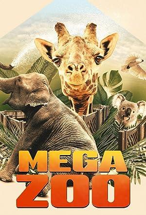 Where to stream Mega Zoo