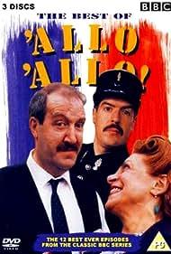 Arthur Bostrom, Gorden Kaye, and Carmen Silvera in The Best of 'Allo 'Allo! (1994)