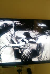 Rao C.S.R. and Sharada in Adambaralu Anubhandalu (1974)