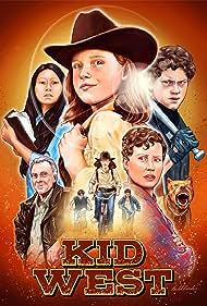 Bruce Bohne, Lorenzo Reyes, Mary Bair, Ashley Rose Montondo, and Atquetzali Quiroz in Kid West (2017)