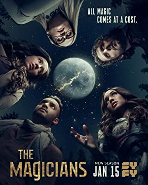 View The Magicians - Season 1 TV Series poster on 123movies