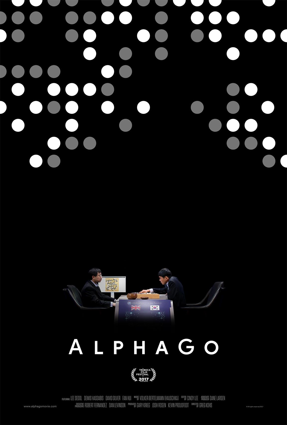 AlphaGo (2017) WEBRip 1080p