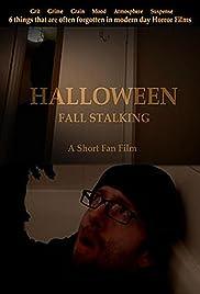 Halloween Fall Stalking Poster