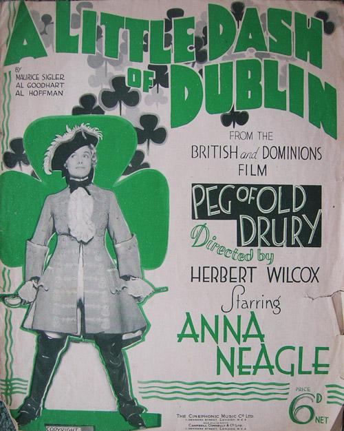 Peg of Old Drury (1935)
