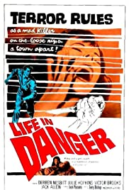 Life in Danger Poster