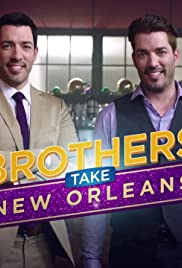 Brothers Take on New Orleans Poster