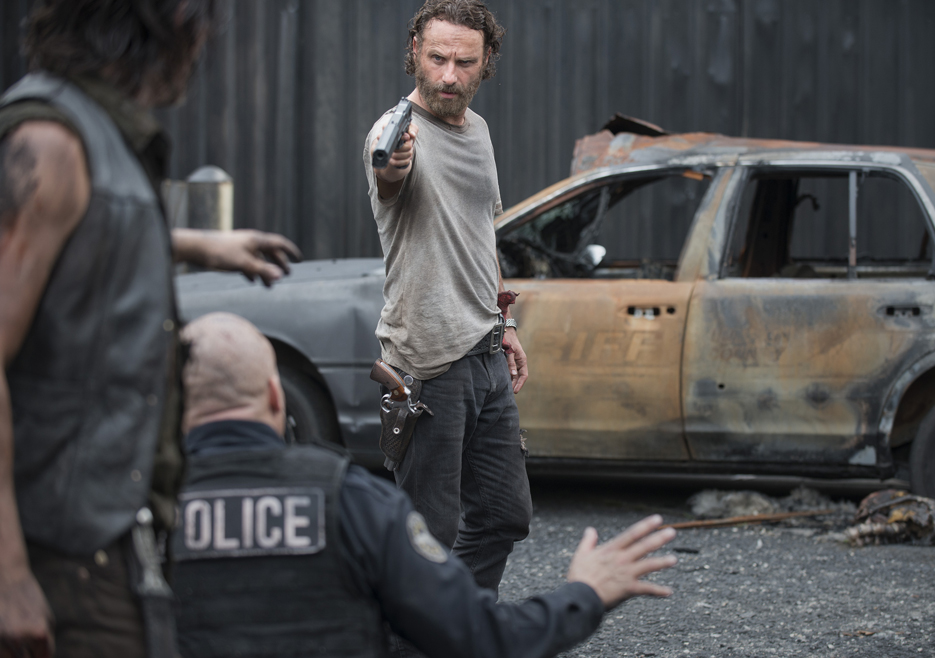 The Walking Dead 5×07 – Cruzado