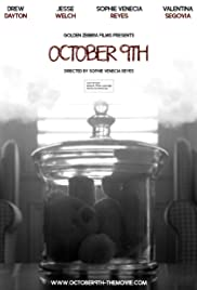October 9th Poster