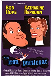 The Iron Petticoat Poster