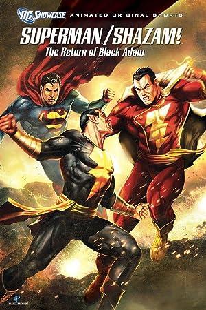 Superman Shazam: Sự Trở Lại Của Black Adam - Mon TV