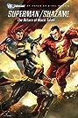Superman/Shazam!: The Return of Black Adam (2010) Poster