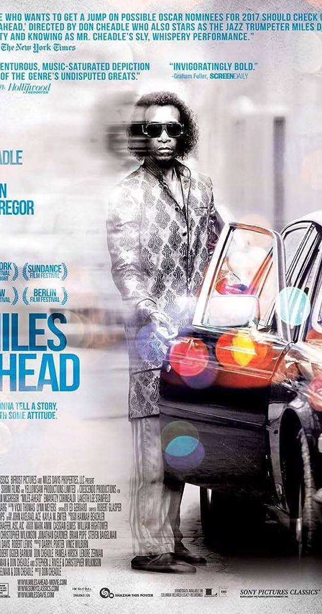Subtitle of Miles Ahead