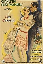 Gräfin Plättmamsell Poster