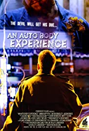 An Auto Body Experience Poster