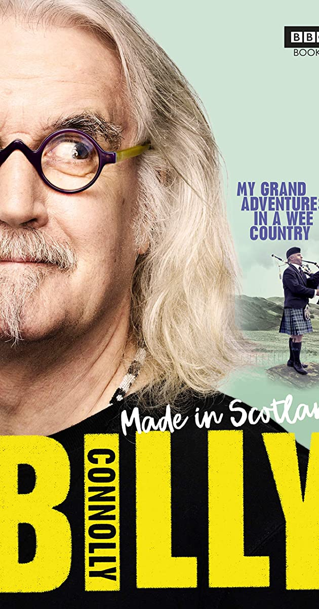 download scarica gratuito Billy Connolly: Made in Scotland o streaming Stagione 1 episodio completa in HD 720p 1080p con torrent