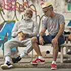 Charles Stone III and Kyrie Irving in Uncle Drew (2018)