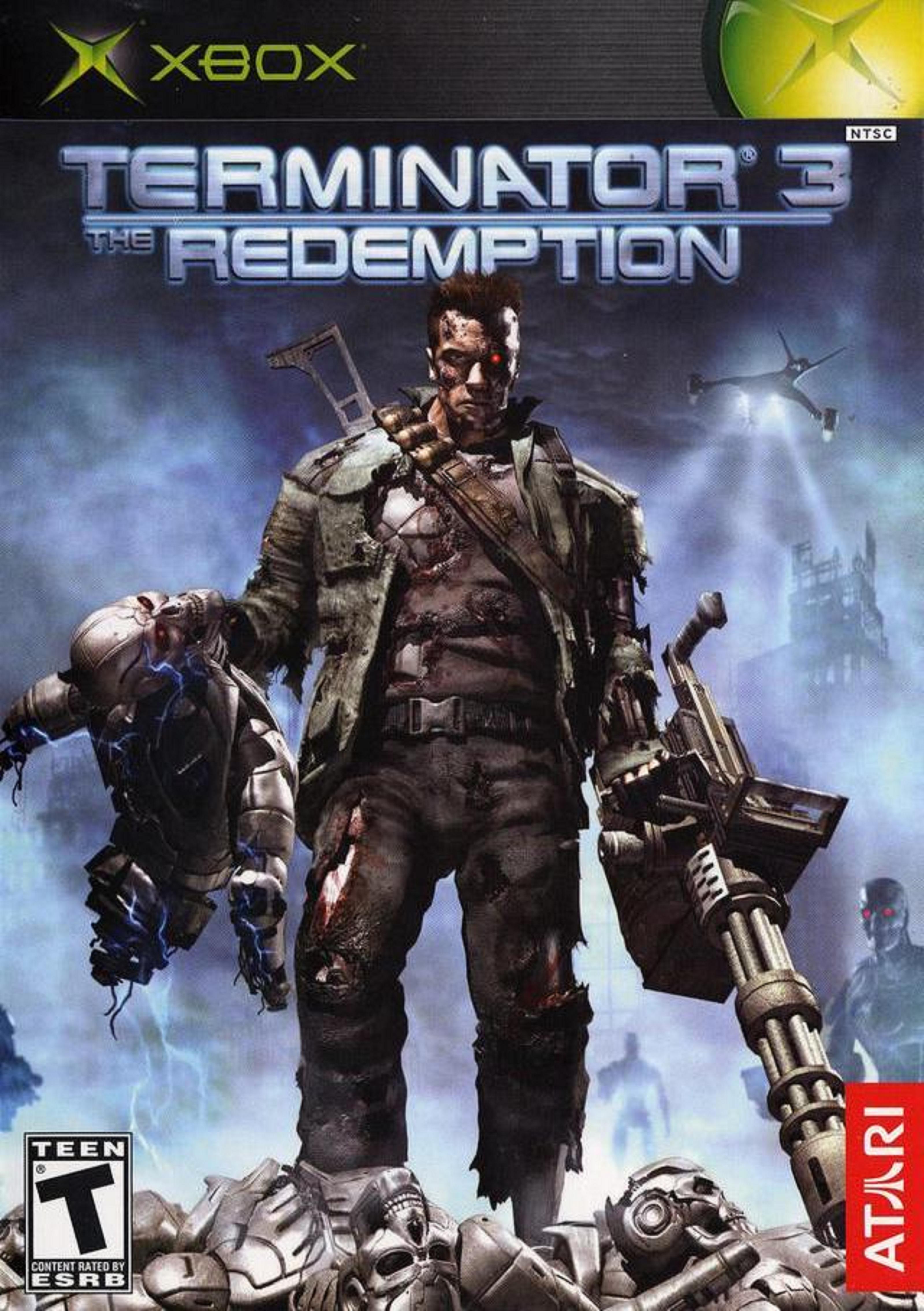 Terminator 3: Redemption (Video Game 2004) - IMDb