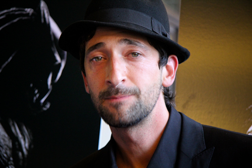 Adrien Brody at an event for Predators (2010)