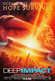 Deep Impact (1998) Poster - Movie Forum, Cast, Reviews