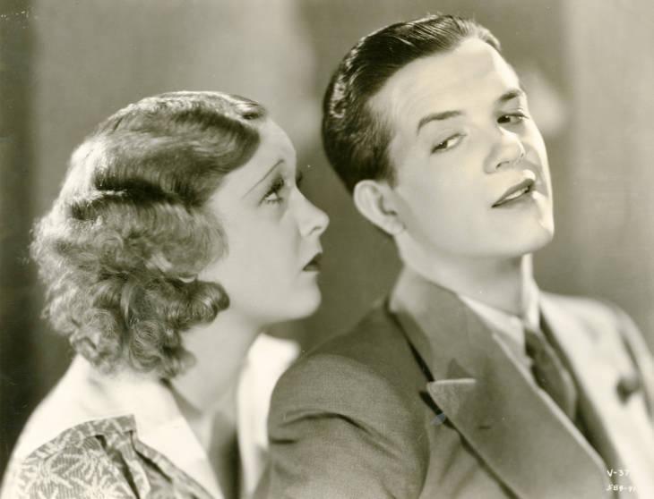 Eric Linden and Helen Twelvetrees in Young Bride (1932)