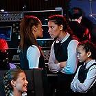 Lea Hoestlandt, Artemis Asaadi, Sarah Qistina Lim, Emily Crestani, and Lilo Baier in Snakes Strike Back (2019)