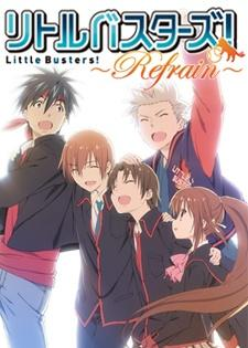 دانلود زیرنویس فارسی سریال Little Busters! Refrain