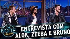 Alok, Zeeba e Bruno