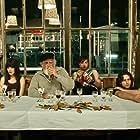 Moritz Bleibtreu, Adam Bousdoukos, Demir Gökgöl, Birol Ünel, and Anna Bederke in Soul Kitchen (2009)