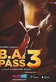 Narendra Singh in B.A. Pass 3 (2021)