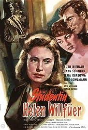 Studentin Helene Willfüer Poster