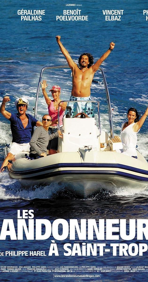 Les randonneurs à Saint-Tropez (2008) - IMDb