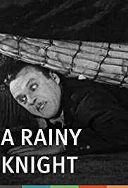 A Rainy Knight Poster