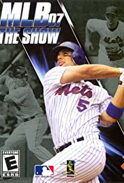 MLB 07: The Show Poster