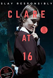Clare at 16 Poster