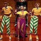 Lennie Bluett, Lena Horne, and Archie Savage in Broadway Rhythm (1944)