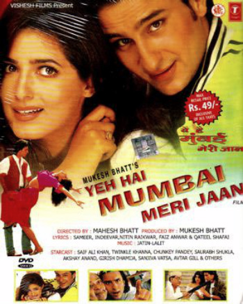 Yeh Hai Mumbai Meri Jaan 1999 Hindi Movie AMZN WebRip 300mb 480p 1GB 720p 3GB 6GB 1080p