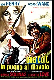 Colt in the Hand of the Devil Poster