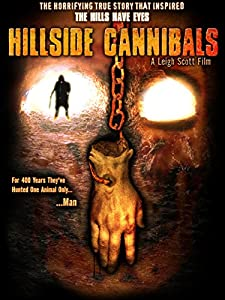 Website for free downloadable movies Hillside Cannibals [720x576]