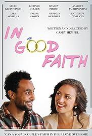 In Good Faith Poster