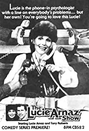 The Lucie Arnaz Show Poster