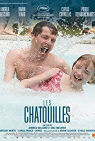 Pierre Deladonchamps and Cyrille Mairesse in Les chatouilles (2018)