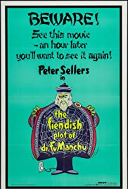 The Fiendish Plot of Dr. Fu Manchu (1980) Poster - Movie Forum, Cast, Reviews