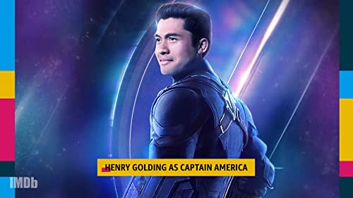 Which Marvel Superhero Does Gemma Chan Think Henry Golding Should Be?