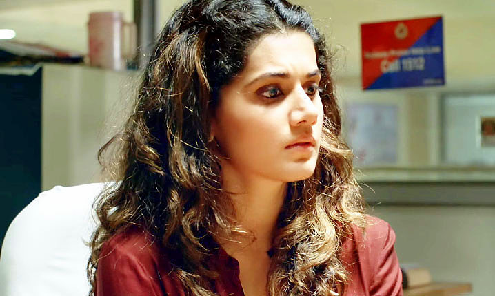 Image result for taapsee pannu in pink