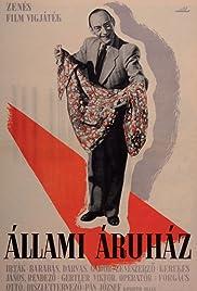 Állami áruház Poster