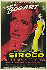 Sirocco (1951) Poster - Movie Forum, Cast, Reviews