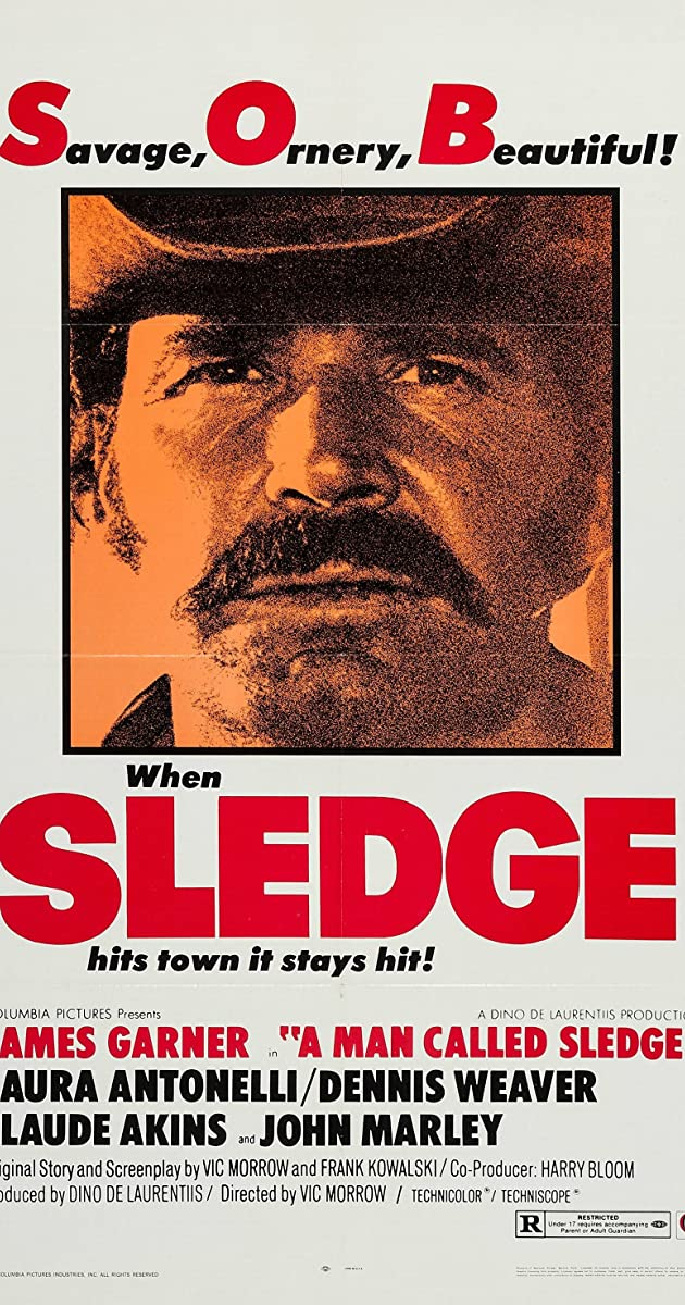 Subtitle of A Man Called Sledge